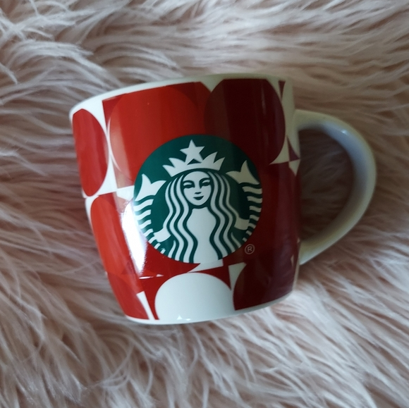 Starbucks Red Mug